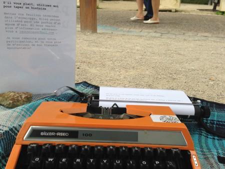 typewriter france